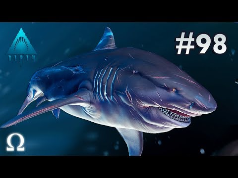 SHARK WEEK VARIETY SHARK ROUNDS! (BULL, GOBLIN, MAKO) | Depth #98 Divers vs Sharks Ft. Cartoonz