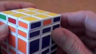 Как собрать кубик 3х3х5 и 3х3х7 / How to solve 3x3x5 & 3x3x7 ч.2/2