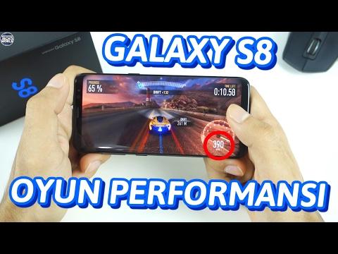 Samsung Galaxy S8 Oyun Performansı (4000₺