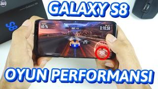 Samsung Galaxy S8 Oyun Performansı (4000₺ 'lik Canavar)