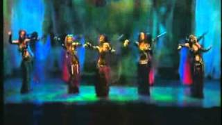Instrumental Arabe  Dance Pop   Bellydance Superstars   Entrance of the Stars