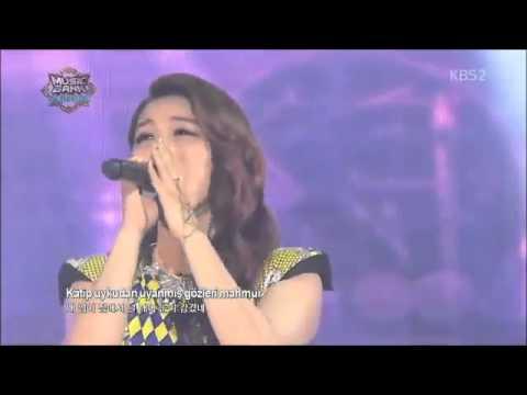 Koreli kızdan 'Üsküdar'a Gideriken' şarkısı