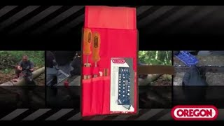 Oregon Pro Chainsaw Sharpening Kit - 5/32in. Dia., Model# 558488