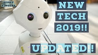 FUTURE TECHNOLOGY  2019!!