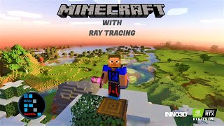 Фото Minecraft With Ray Tracing   Lucky Block Opening With RON
