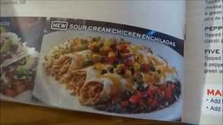 США. Chili's - мексиканская кухня