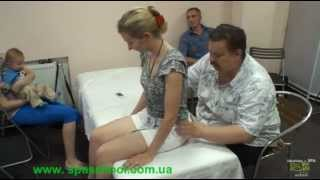 Сыромятников фрагмент миофасциального лечения.avi