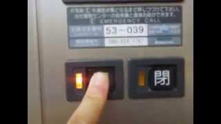 ゆめタウン倉敷のエレベーター