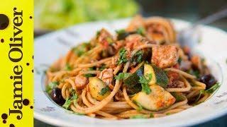 Healthy Pasta With Tuna & Veg  Barts Fish Tales