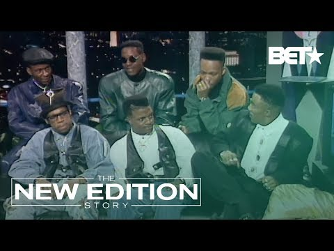 Watch – New Edition's Hella Tense Video Soul Interview
