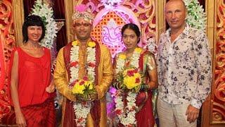 Тамада на индийской свадьбе