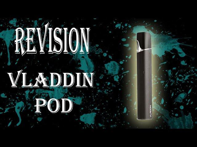 Kit de inicio vapeo Vladdin Pod System Kit Starter Kit. Revision en Español