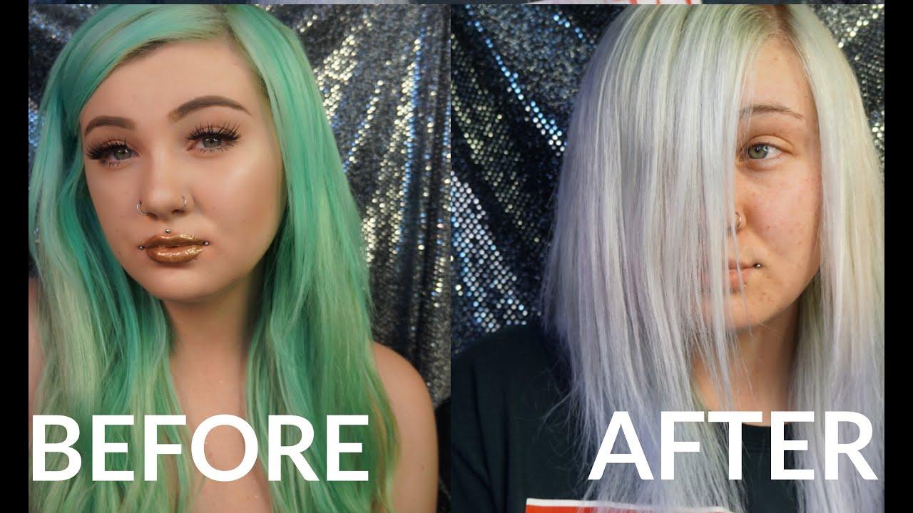 Remove Semi Permanent Hair Color | Spefashion