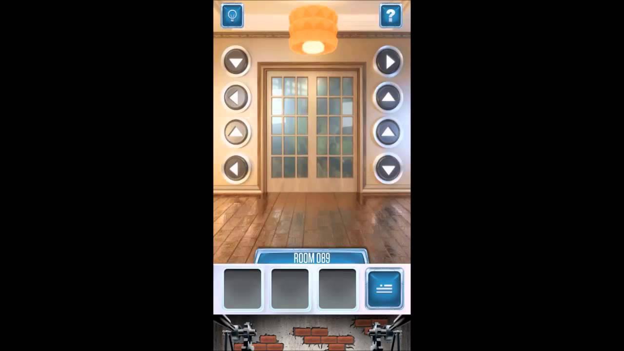 100 Doors Full Level 89 - Walkthrough - YouTube