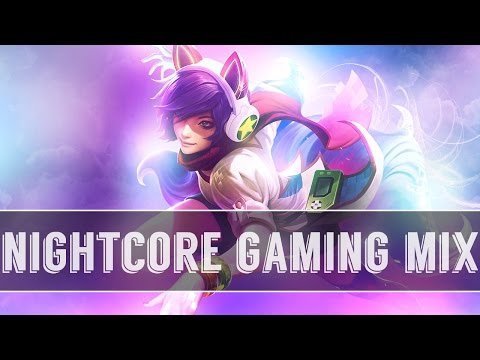 「1 HOUR」 Ultimate Nightcore Gaming NCS & 8-Bit Glitch Hop Mix⍣