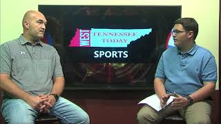 West TN Today Sports - Union Volleyball  8-22-18