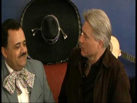 "Entrevista con Daniel Martinez  -  ""Mariachi Vargas de Tecalitlan"""