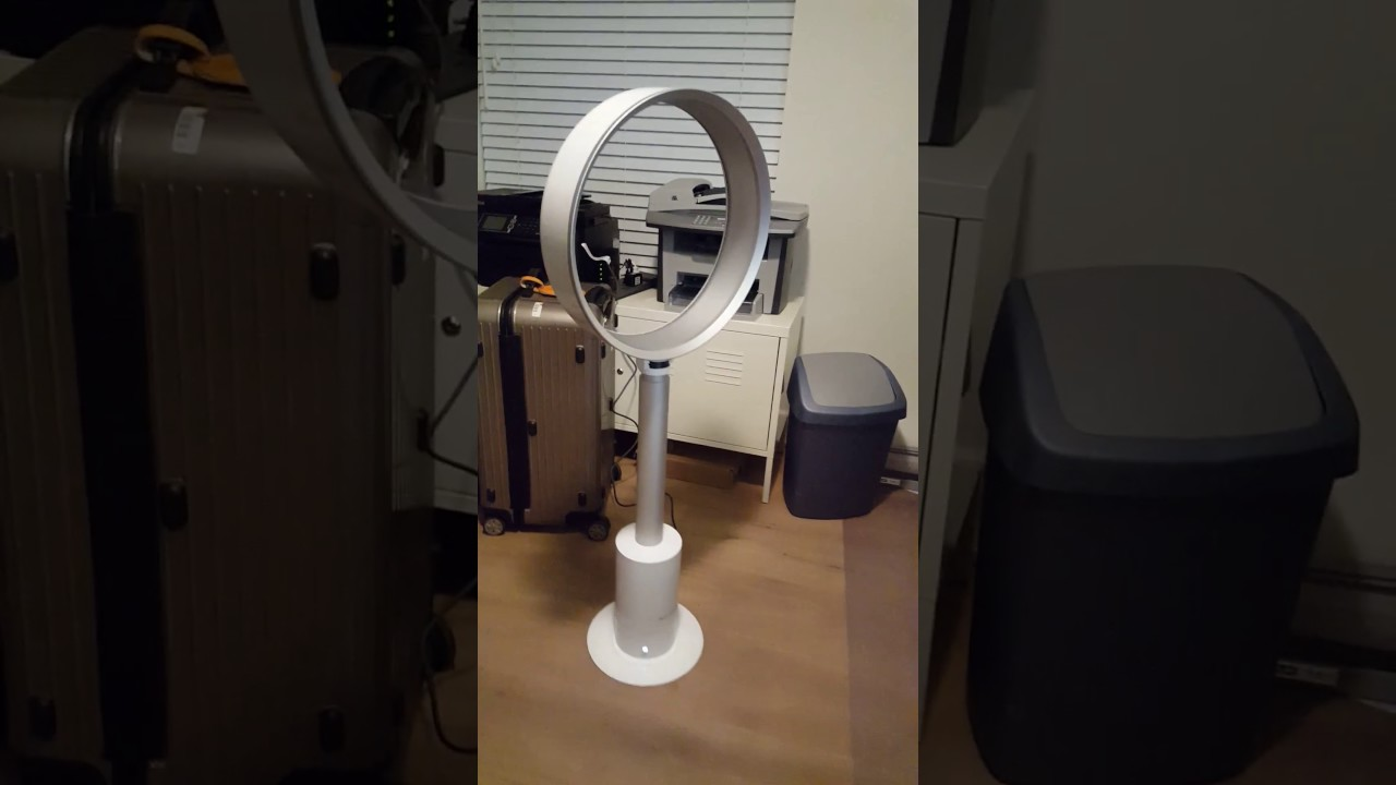 Standventilator Dyson Dyson Am08 Pedestal Fan