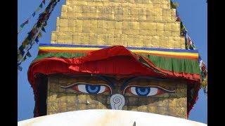 Катманду. День второй. Ступа Боднатх