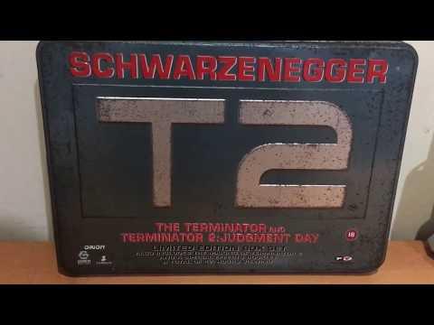 Terminator Limited Edition Boxset VHS
