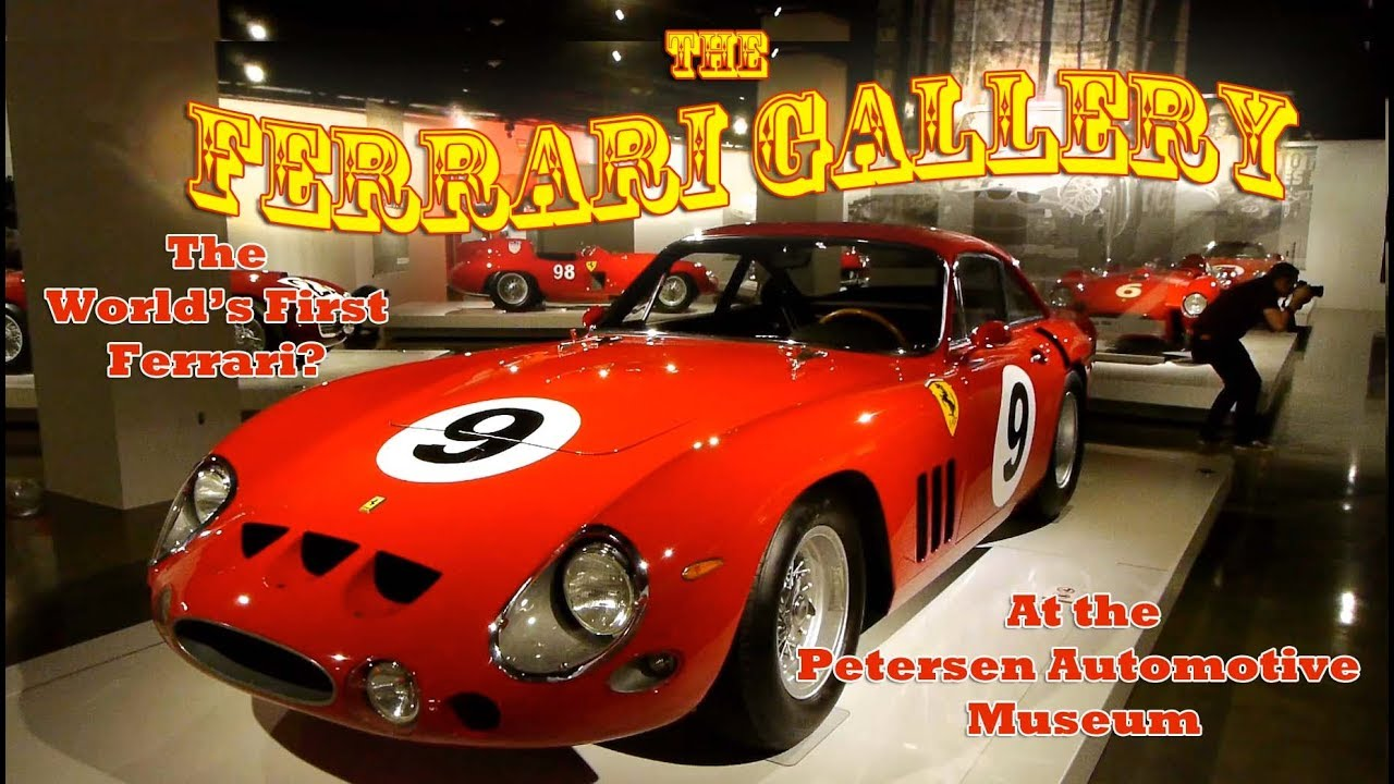 The Worlds Greatest Ferrari Collection The Most Worlds Expensive