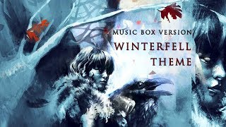 Game of Thrones | 'Winterfell Theme' (Creepy Music Box Version)