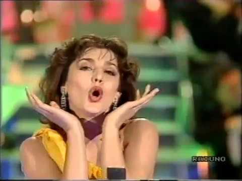 "Serbian Opera Diva Jadranka Jovanović - Hosting in TV Show ""Europa, Europa"" , Raiuno"