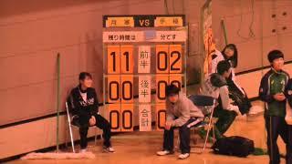 ハンドボール最高! 春季大会 月寒高校 vs 手稲高校