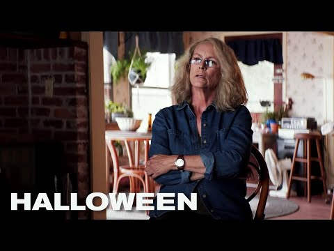 Halloween |  Jamie Lee Curtis is a Force | Own it on 4K, Blu-ray, DVD & Digital