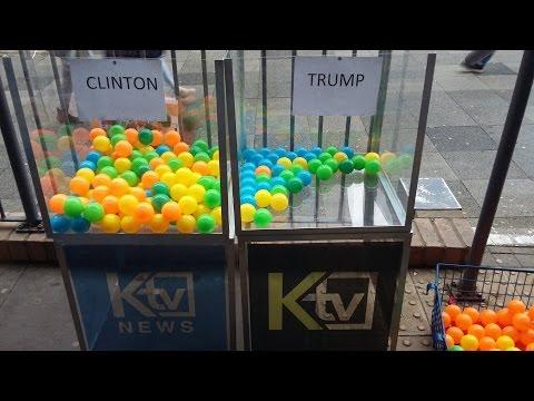 KTV News' Survey Boxes   The 2016 U.S. Presidential Election