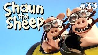 Shaun the Sheep - Babi-babi nakal [Pig Swill Fly]
