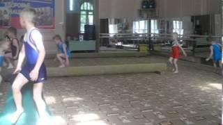 Открытое занятие в спортивной школе Ковров 18.05.2013