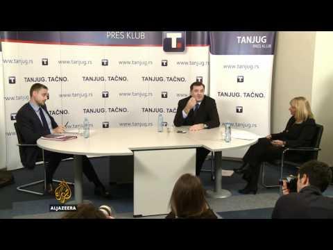 Duel Jovanović - Dodik - skraćena verzija - Al Jazeera Balkans