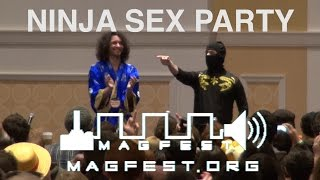 Download Video Ninja Sex Party @ MAGFest 13 MP3 3GP MP4