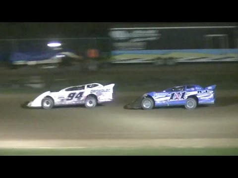 RUSH Crate Late Model Heat Four | McKean County Raceway | Fall Classic | 10.11.14