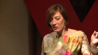 Authentic vulnerable corporate social responsibility: Monica Parker at TEDxSquareMile