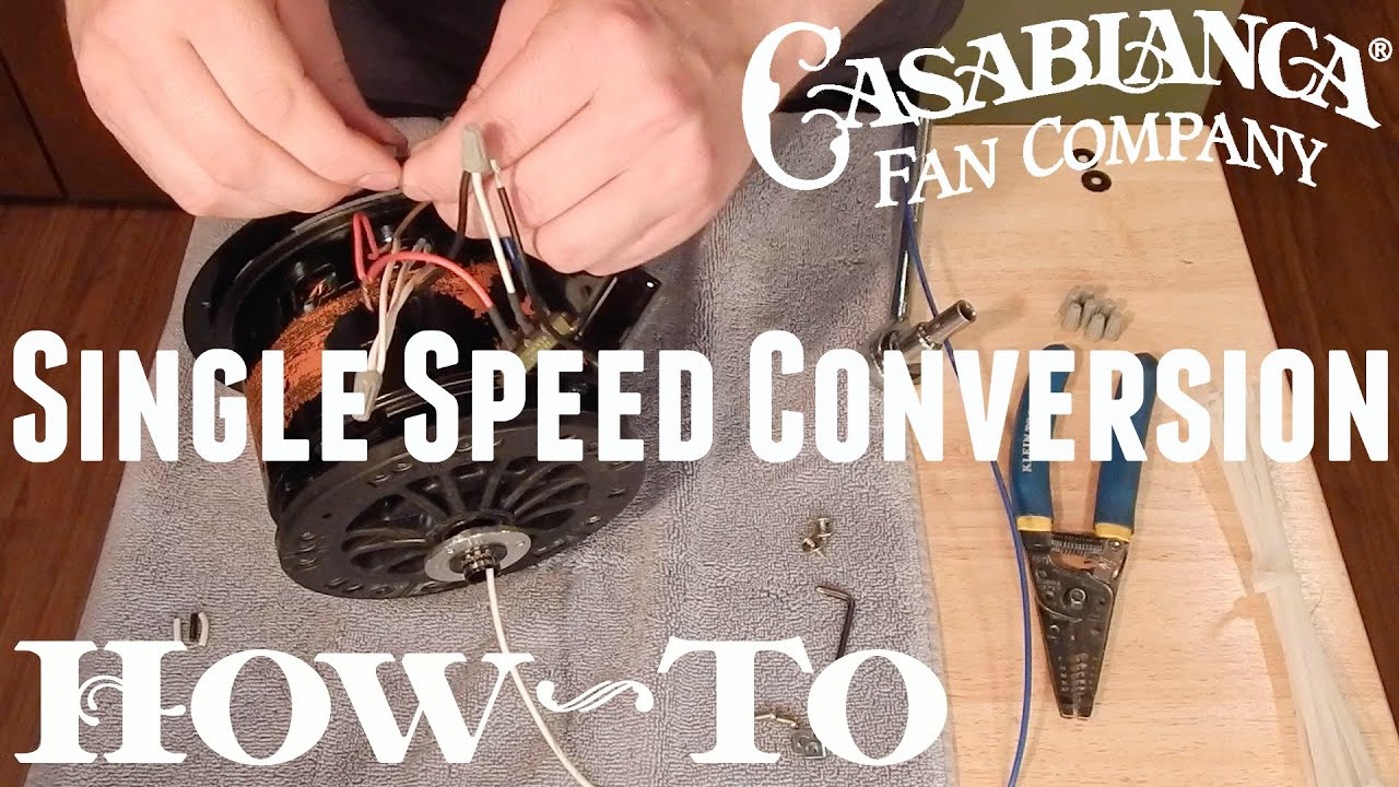 maxresdefault how to casablanca single speed (w reverse) conversion youtube  at readyjetset.co