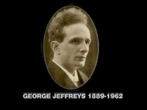 George Jeffreys  message