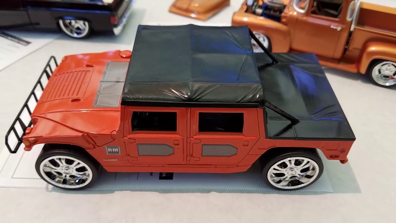 Show Coverage: 2017 ACME Southern Nats NNL Model Car Show