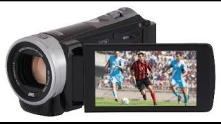 Video JVC Everio GZ-E300 Full HD Camcorder Unboxing download MP3, 3GP, MP4, WEBM, AVI, FLV Juni 2018