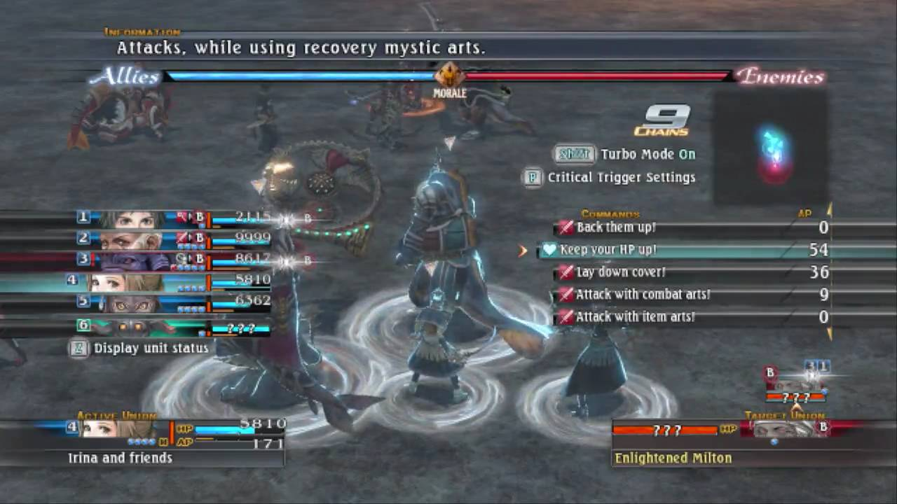 Last remnant pc hardmode enlightened seven part 13 youtube malvernweather Choice Image