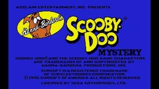 Mega Drive Longplay [015] Scooby Doo Mystery