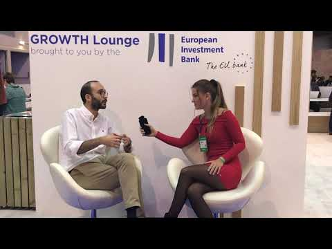 European investment bank, interview at Web Summit 2019