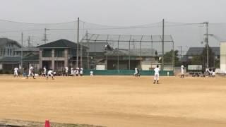 小野南中学校 野球部 2017.3.5 稲美北中 打撃1