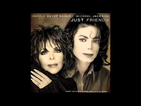 Carole Bayer Sager & Michael Jackson - Just Friends [2012 Remastered Version]