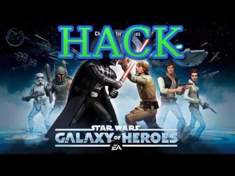 SWGOH | Star Wars Galaxy Of Heroes Generator - Premium