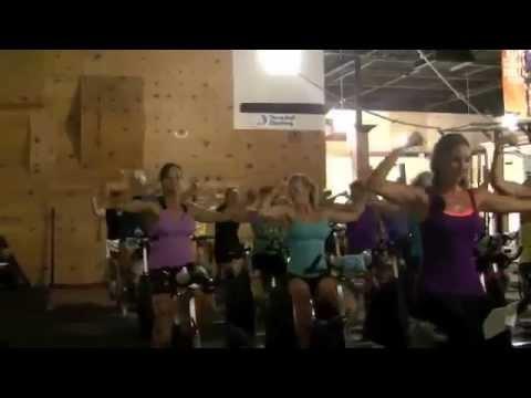 Велотренажер Sportop B890P - YouTube
