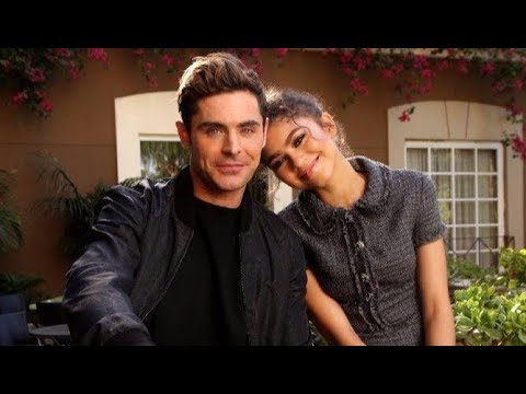 Zendaya on Zac's Singing Skills (rewrite...