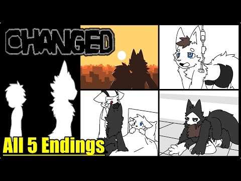 All 5 Endings (In English) | Changed