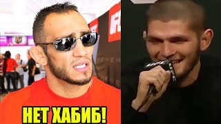 Хабиб Нурмагомедов МОЩНО о UFC 249/Тони Фергюсон дал большое интервью/Джастин Гейджи